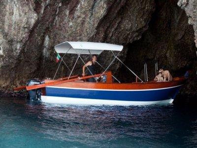 Water Sports Taormina Escursione in Barca