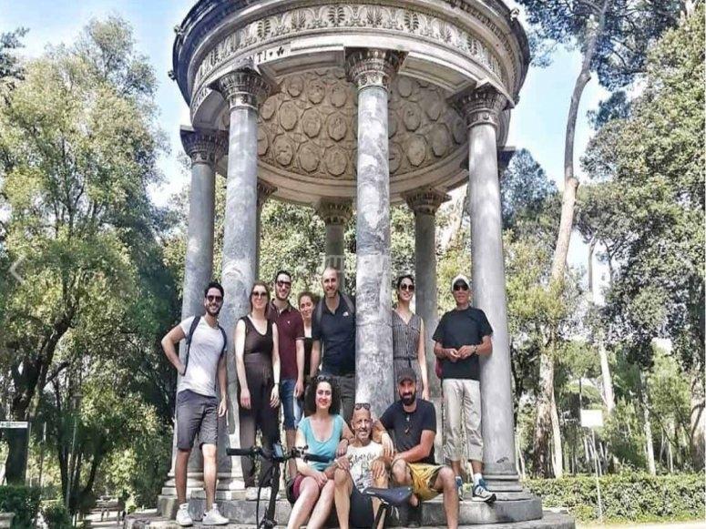 Tour a Villaborghese