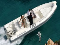 Modern inflatable boats