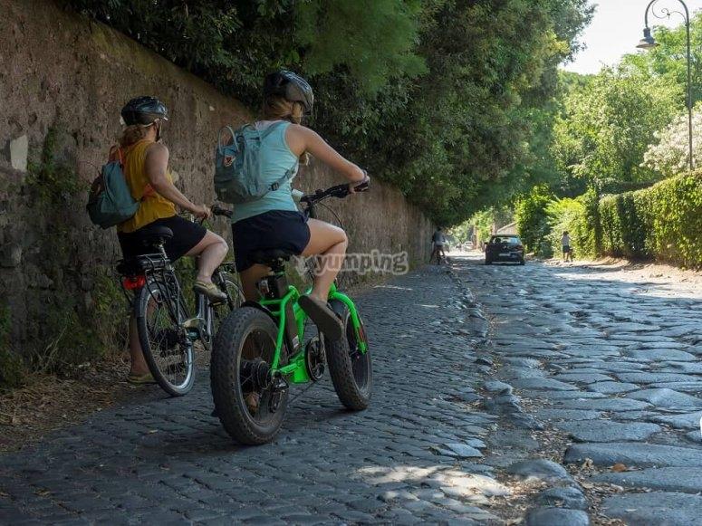 Sull'Appia Antica