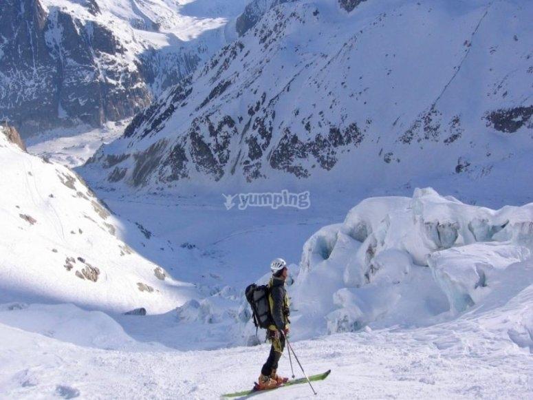 Sci Alpino in Piemonte