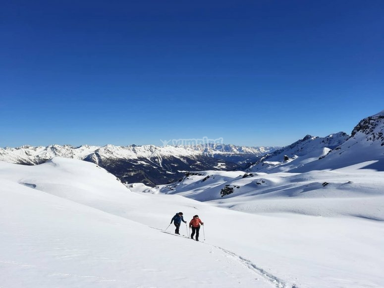 Sci Alpino in compagnia