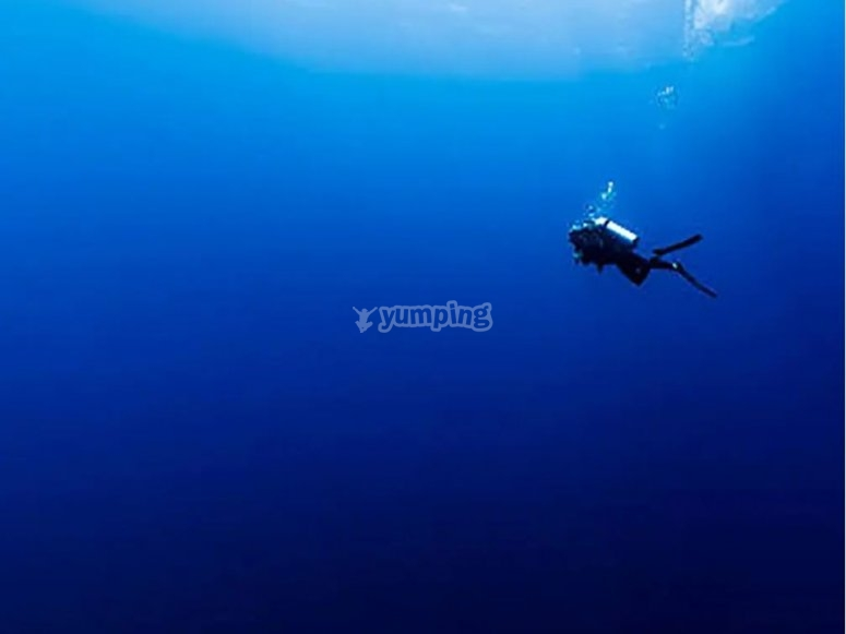 Exploring the sea depths