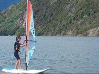 Noleggio windsurf a Colico di 2 ore