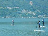 Attività in SUP sul Lago di Como di 2 ore