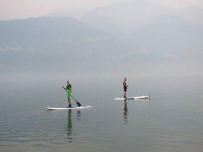 Noleggio SUP sul Lago di Como di 2 ore