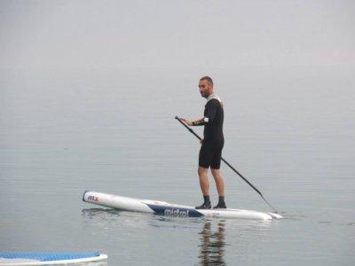 Noleggio SUP sul Lago di Como di 1 ora