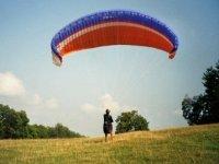 Prova del paracadute