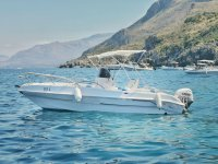 In barca senza patente nautica a Balestrate 4 ore