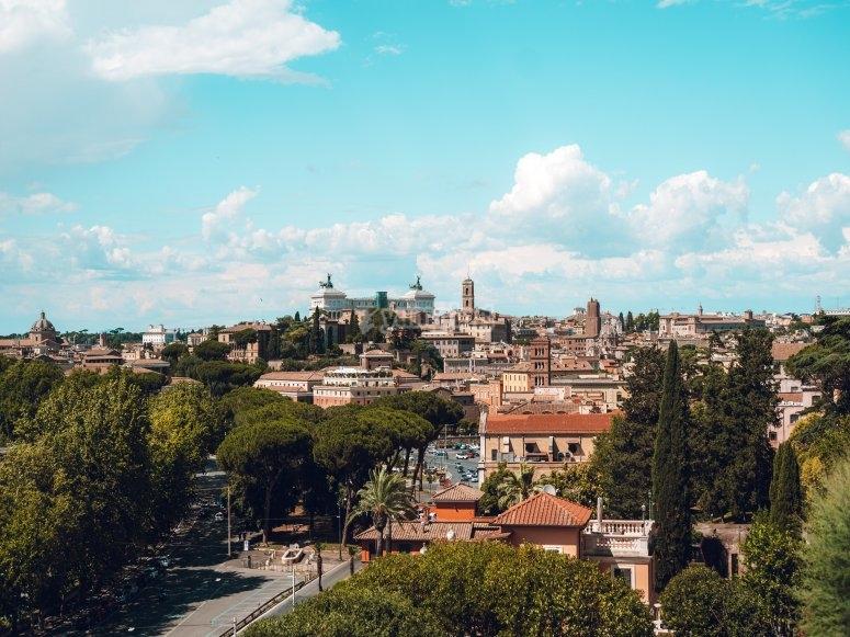 Tour in elicottero su Roma