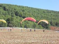 Campetto (allenamento a terra degli allievi)