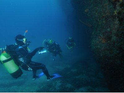 Immersione ad Otranto 1 ora 40 minuti
