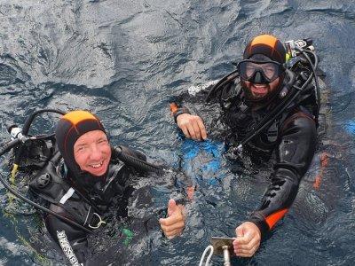 Discover Scuba Diving Catania 30 minutes
