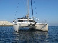 Il nostro catamarano