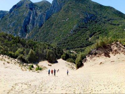 Trekking sull'isola di Tavolara di 7 ore
