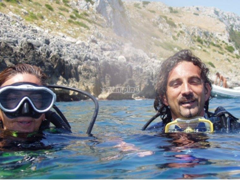 Fabulous experience in Otranto