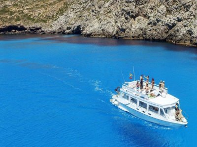Boat excursion to Trapani with aperitif 6 hours