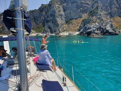Escursione in barca Costa degli Dei di 3 ore e 30
