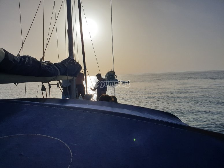 Setting sail towards new adventures