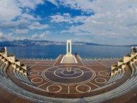 Impressive monuments