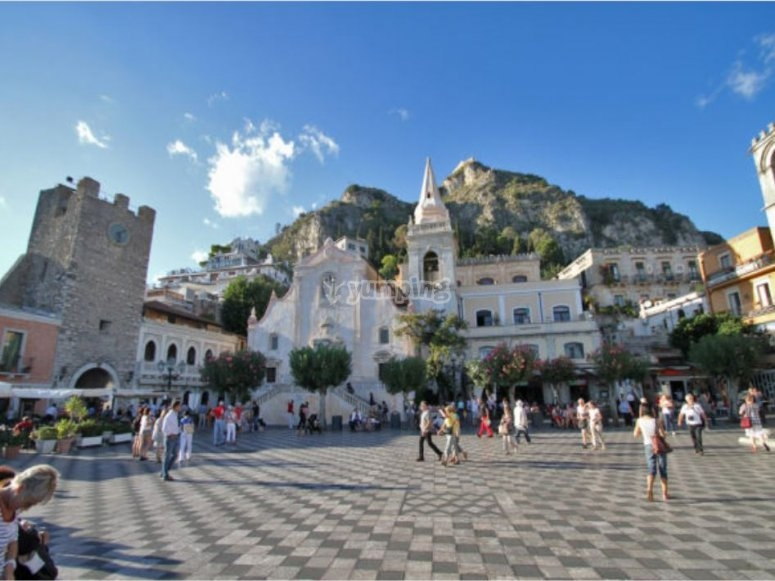 Guided tour in Sicily