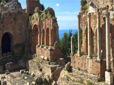 Tour guidato tra Calabria e Sicilia di 8 ore