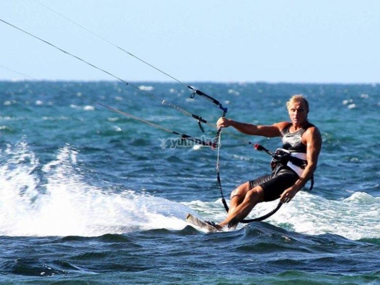 professional kiter