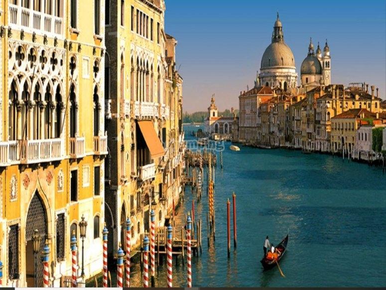 Venezia nel suo splendore
