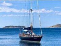 Barca a vela nel Golfo di Trieste di 8 ore