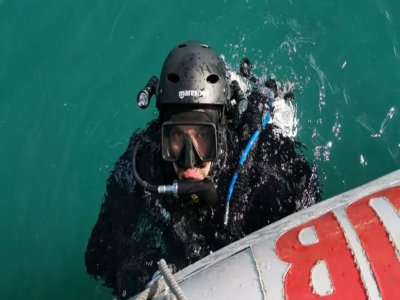 14-hour diving course in Polignano a Mare