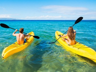 Canoe tour in Catania of 3 hours