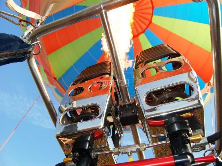 Balloon engine