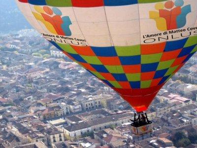 1 hour balloon flight to Valle d'Itria