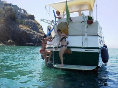 Escursione in barca da Monte Argentario di 6 ore