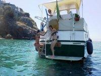Gita giornaliera in barca