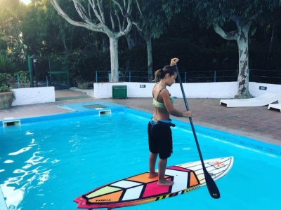 Sup rental in Catania 1 hour