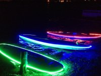 Night light Sup in Catania of 1 hour