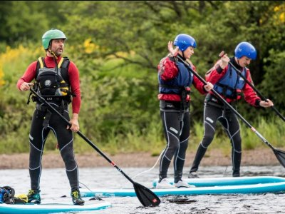 River sup in Catania of 1 hour