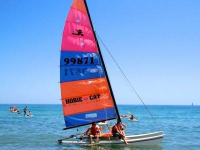 5-lesson boat course in Catania