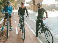 Bici elettriche e tradizionali