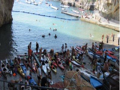 Massa Lubrense Sea Kayak