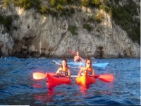 Kayaking in company