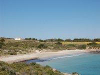 Una splendida spiaggia