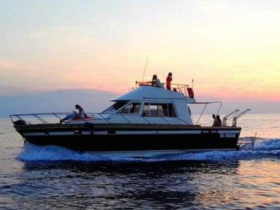Tour in barca da Gallipoli a Porto Selvaggio 8h