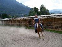 A cavallo con gli esperti