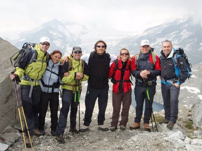 Guide Alpine Adamello Trekking
