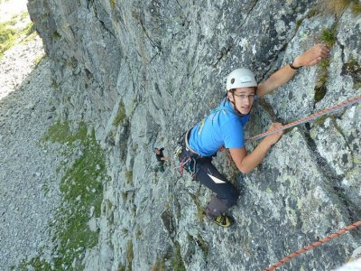 Guide Alpine Adamello Arrampicata