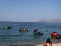 Guidaloca beach jetski for 15 minutes