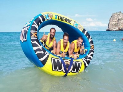 Inflatable Guidaloca beach 15 minutes