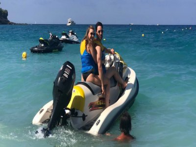 Jet ski without a license Guidaloca beach 1h